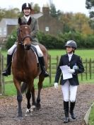 HALESWORTH AND DISTRICT RC. DRESSAGE AT BROADS EC. 7 NOV. 2015.