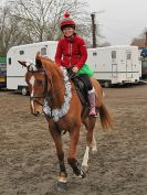 Image 13 in DEBEN RIDING CLUB XMAS SHOW JUMPING. CLASS 4