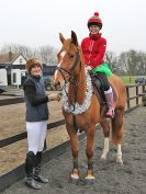 Image 17 in DEBEN RIDING CLUB XMAS SHOW JUMPING. CLASS 4