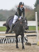 Image 18 in DEBEN RIDING CLUB XMAS SHOW JUMPING. CLASS 4