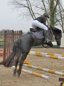 Image 19 in DEBEN RIDING CLUB XMAS SHOW JUMPING. CLASS 4