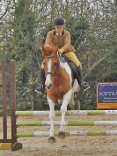 Image 24 in DEBEN RIDING CLUB XMAS SHOW JUMPING. CLASS 4