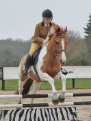 Image 26 in DEBEN RIDING CLUB XMAS SHOW JUMPING. CLASS 4