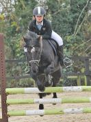 Image 5 in DEBEN RIDING CLUB XMAS SHOW JUMPING. CLASS 4