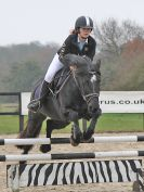 Image 6 in DEBEN RIDING CLUB XMAS SHOW JUMPING. CLASS 4