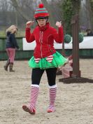Image 9 in DEBEN RIDING CLUB XMAS SHOW JUMPING. CLASS 4