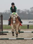 Image 12 in DEBEN RIDING CLUB. XMAS SHOW JUMPING. 10 DEC. 2016. CLASS 1