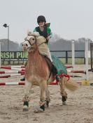 Image 13 in DEBEN RIDING CLUB. XMAS SHOW JUMPING. 10 DEC. 2016. CLASS 1