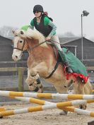 Image 14 in DEBEN RIDING CLUB. XMAS SHOW JUMPING. 10 DEC. 2016. CLASS 1