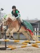 Image 16 in DEBEN RIDING CLUB. XMAS SHOW JUMPING. 10 DEC. 2016. CLASS 1