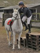 Image 2 in DEBEN RIDING CLUB. XMAS SHOW JUMPING. 10 DEC. 2016. CLASS 1