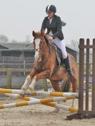 Image 21 in DEBEN RIDING CLUB. XMAS SHOW JUMPING. 10 DEC. 2016. CLASS 1