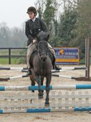 Image 24 in DEBEN RIDING CLUB. XMAS SHOW JUMPING. 10 DEC. 2016. CLASS 1