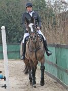 Image 25 in DEBEN RIDING CLUB. XMAS SHOW JUMPING. 10 DEC. 2016. CLASS 1