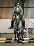 CHARITY CROSS POLE. SHOWJUMPING. BROADS. 8 JAN. 2017.