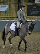 Image 10 in BECCLES AND BUNGAY RIDING CLUB. DRESSAGE. 15 JAN. 2017