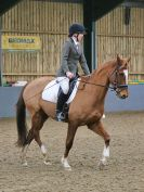 Image 16 in BECCLES AND BUNGAY RIDING CLUB. DRESSAGE. 15 JAN. 2017