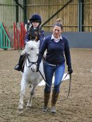 Image 18 in BECCLES AND BUNGAY RIDING CLUB. DRESSAGE. 15 JAN. 2017