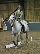 Image 22 in BECCLES AND BUNGAY RIDING CLUB. DRESSAGE. 15 JAN. 2017
