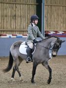 Image 23 in BECCLES AND BUNGAY RIDING CLUB. DRESSAGE. 15 JAN. 2017