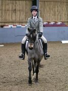 Image 24 in BECCLES AND BUNGAY RIDING CLUB. DRESSAGE. 15 JAN. 2017