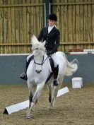 Image 29 in BECCLES AND BUNGAY RIDING CLUB. DRESSAGE. 15 JAN. 2017