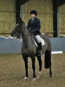 Image 3 in BECCLES AND BUNGAY RIDING CLUB. DRESSAGE. 15 JAN. 2017