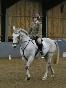 Image 5 in BECCLES AND BUNGAY RIDING CLUB. DRESSAGE. 15 JAN. 2017