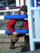 BROADS EQUESTRIAN CENTRE. Clear round jumping. 11 JAN. 2014