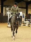 SHOW JUMPING. BROADS EQUESTRIAN CENTRE. 26 JAN 2014