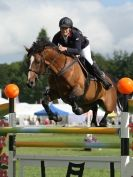 SHOW JUMPING AT ROYAL NORFOLK SHOW 2014