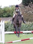 ABI AND BECKY. SHOW JUMPING. 19 AUGUST 2018