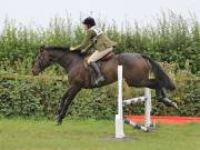 Image 10 in ABI AND BECKY. SHOW JUMPING. 19 AUGUST 2018