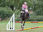 Image 11 in ABI AND BECKY. SHOW JUMPING. 19 AUGUST 2018