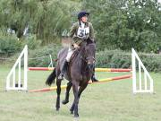 Image 13 in ABI AND BECKY. SHOW JUMPING. 19 AUGUST 2018