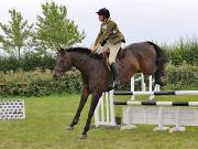 Image 16 in ABI AND BECKY. SHOW JUMPING. 19 AUGUST 2018