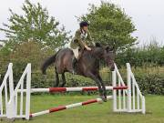 Image 17 in ABI AND BECKY. SHOW JUMPING. 19 AUGUST 2018