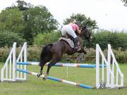 Image 18 in ABI AND BECKY. SHOW JUMPING. 19 AUGUST 2018