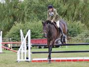 Image 19 in ABI AND BECKY. SHOW JUMPING. 19 AUGUST 2018
