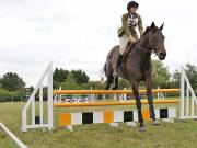Image 20 in ABI AND BECKY. SHOW JUMPING. 19 AUGUST 2018