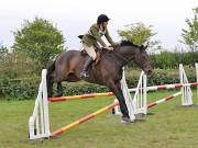 Image 21 in ABI AND BECKY. SHOW JUMPING. 19 AUGUST 2018