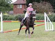 Image 25 in ABI AND BECKY. SHOW JUMPING. 19 AUGUST 2018