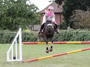 Image 26 in ABI AND BECKY. SHOW JUMPING. 19 AUGUST 2018