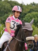 Image 29 in ABI AND BECKY. SHOW JUMPING. 19 AUGUST 2018