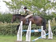 Image 5 in ABI AND BECKY. SHOW JUMPING. 19 AUGUST 2018