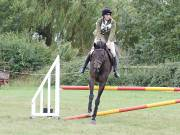 Image 7 in ABI AND BECKY. SHOW JUMPING. 19 AUGUST 2018
