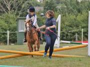 Image 16 in BECCLES AND BUNGAY RIDING CLUB. 19 AUGUST 2018