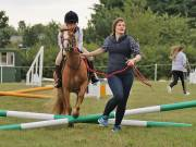 Image 24 in BECCLES AND BUNGAY RIDING CLUB. 19 AUGUST 2018