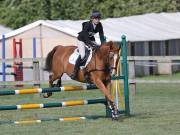 Image 10 in SOUTH NORFOLK PONY CLUB. ODE. 16 SEPT. 2018 THE GALLERY COMPRISES SHOW JUMPING, 60 70 AND 80, FOLLOWED BY 90 AND 100 IN THE CROSS COUNTRY PHASE.  GALLERY COMPLETE.