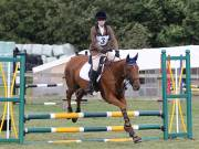 Image 13 in SOUTH NORFOLK PONY CLUB. ODE. 16 SEPT. 2018 THE GALLERY COMPRISES SHOW JUMPING, 60 70 AND 80, FOLLOWED BY 90 AND 100 IN THE CROSS COUNTRY PHASE.  GALLERY COMPLETE.